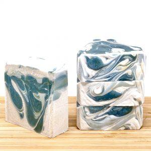 Cedarwood And Oakmoss Smelling Soap